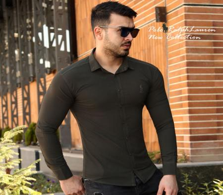 پیراهن مردانه Polo (سبز)