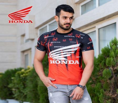 تیشرت مردانه Honda مدل ROT
